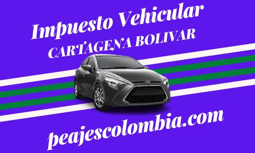 impuesto-vehicular-cartagena-bolivar