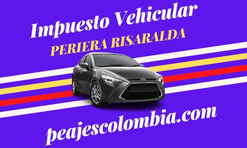 impuesto-vehicular-risaralda-pereira